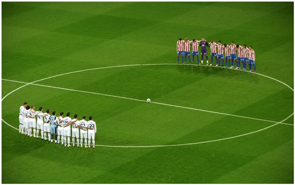 Real Madryt vs Atletico Madryt
