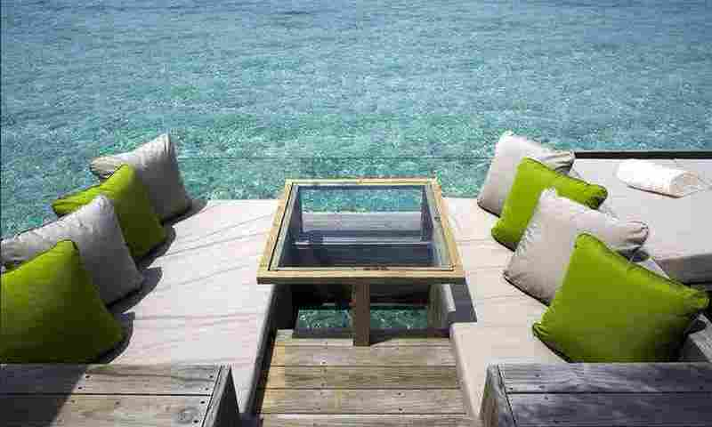 Six Senses Laamu Resort - Malediwy