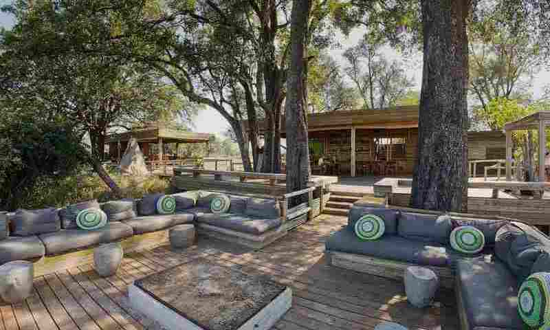 Vumbura PLains Camp - Botswana