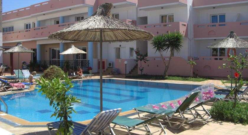 Kreta-hotel Anthoula Village