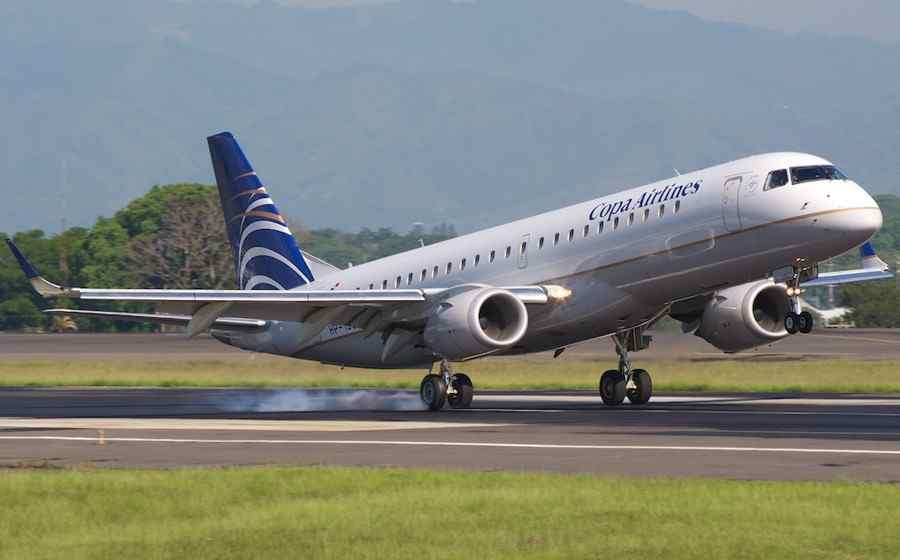 Panamskie linie lotnicze Copa Airlines
