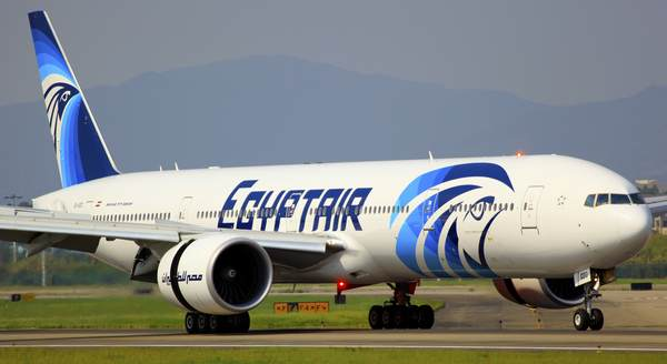 Egypt Air - katastrofa