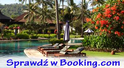 Lombok w booking.com