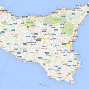 Plaze W Europie Sycylia Scala Dei Turchi